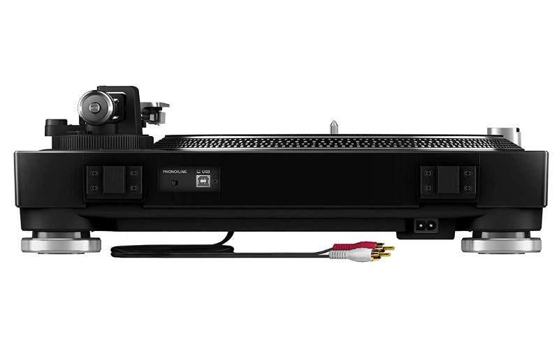 Pioneer PLX-500-K Review Input