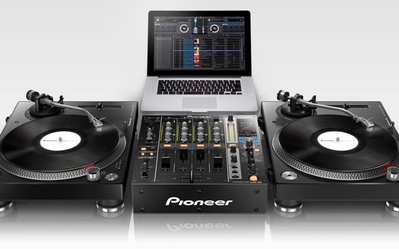 Pioneer PLX-500-K Review Use