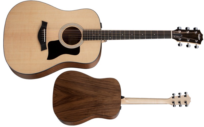 Taylor 110e Review Overview