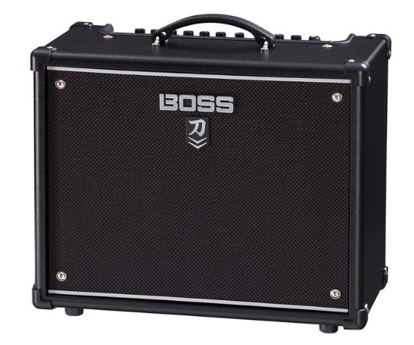 BOSS KTN-50-2 Katana-50 MkII-50-watt 1×12 Guitar Combo Amp Review
