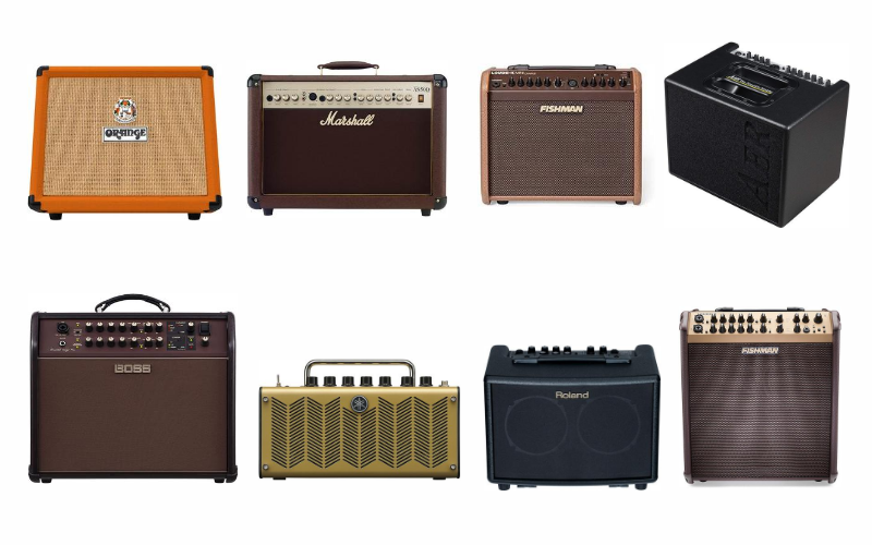 Top 8 Best Acoustic Guitar Amplifiers Of 2021 Review