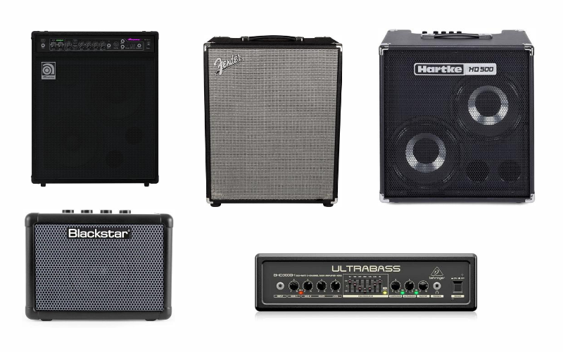 Top 5 Best Bass Amps On The Market 2021 Review