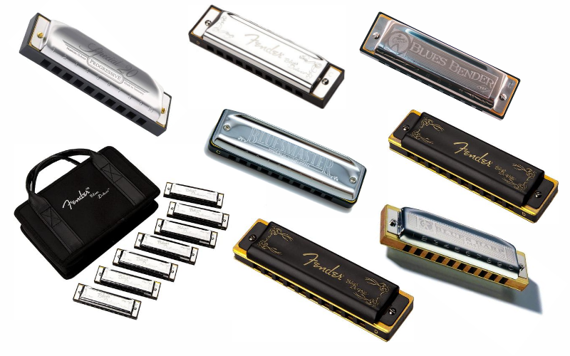 Best Blues Harmonica