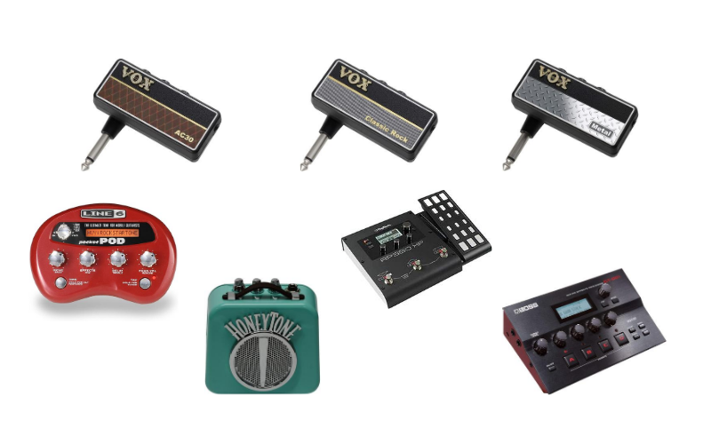 Top 7 Best Guitar Headphone Amps Of 2021 Review
