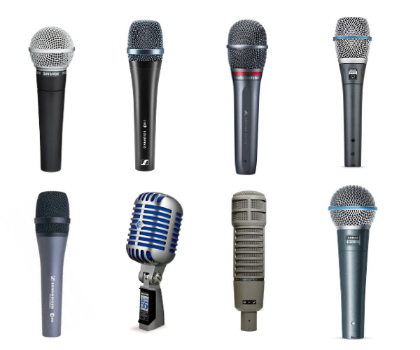 Top 8 Best Live Vocal Mics For Your Budget 2020 Review