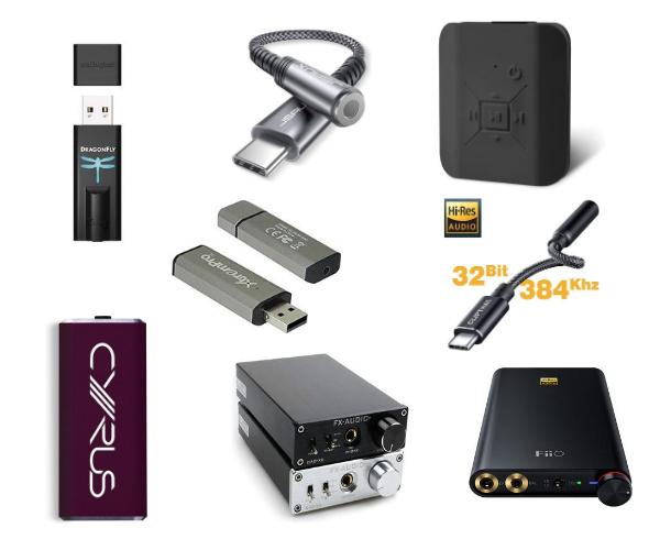 Best USB DACs