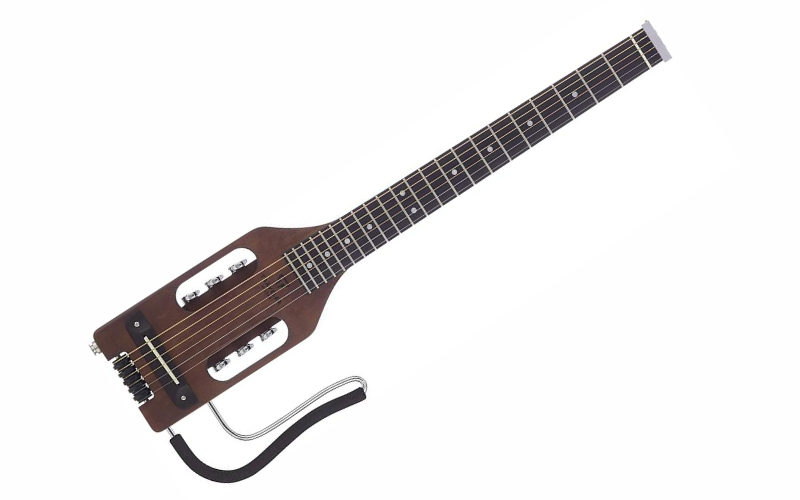 Traveler Guitar 6-String Acoustic-Electric Guitar Review