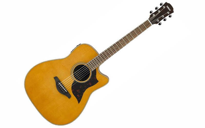 Yamaha 6 String Series A1M Review