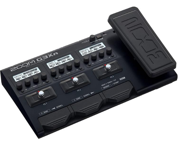 Zoom G3Xn Guitar Multi-Effects Processor Review