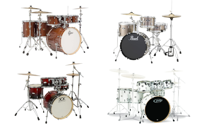 Top 4 Best Jazz Drum Sets For Your Consideration In 2020 Review