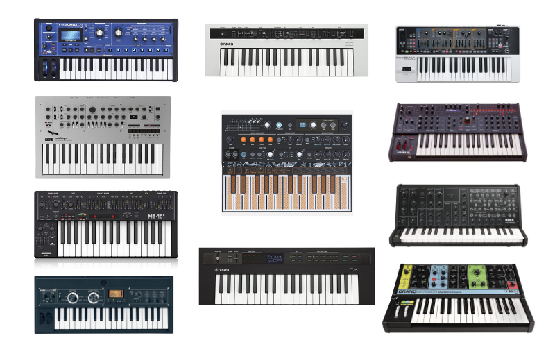 Top 11 Best Keyboard Synthesizer On The Market In 2021 Review