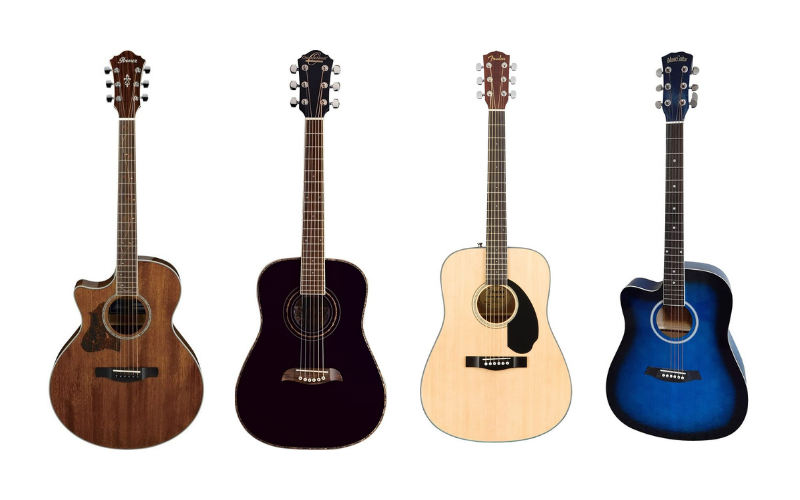 Best Left-Handed Acoustic Guitars