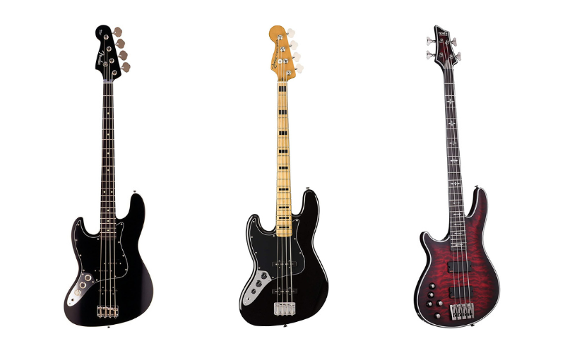 Top 3 Best Left-Handed Bass Guitar For All Budgets In 2020 Review