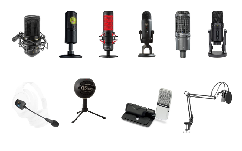 Best Microphones for Gaming