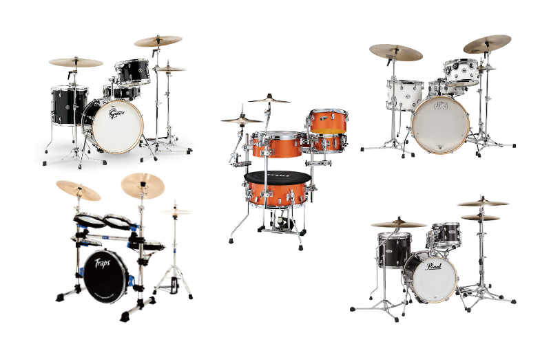 Best Portable Drum Kits – Top 5 Rated Review & Buyer's Guide