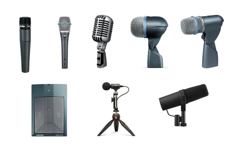 Top 8 Best Shure Microphones Of 2021 Review