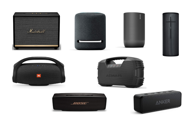 Top 8 Loudest Portable Bluetooth Speakers In 2021 Review