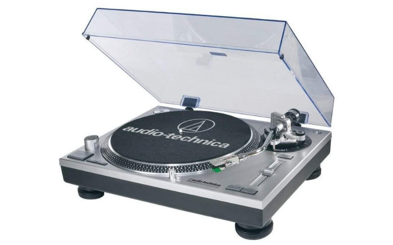 Audio-Technica AT-LP120-USB Direct-Drive Professional Turntable