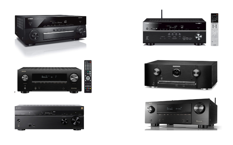 Top 6 Best AV Receivers Under $1000 In 2021 Reviews