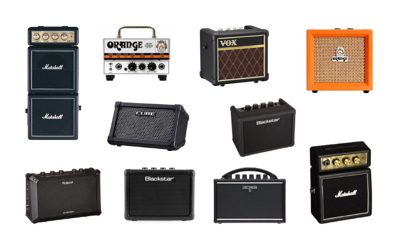 Best Battery Powered Guitar Amps