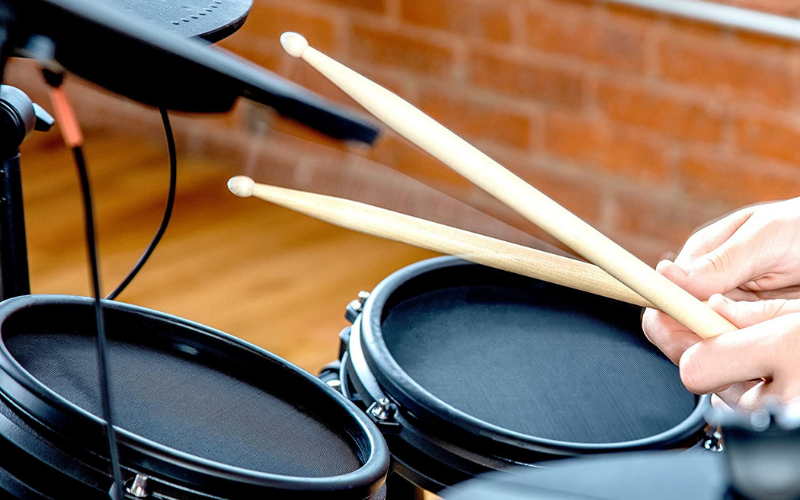 Best Cheap Beginner Electronic Drum Sets Under $500 Review