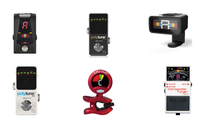 Top 6 Best Guitar Tuners In 2021 Review & Buying Guide