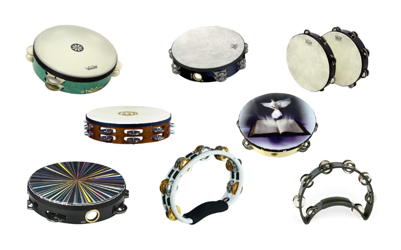 Top 8 Best Tambourines In 2021 Review & Buying Guide