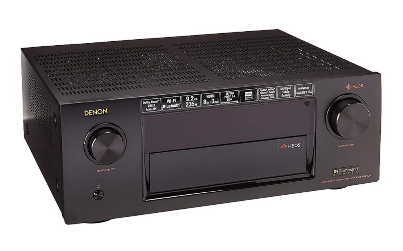 Denon AVR-X4400H AV Receiver Review