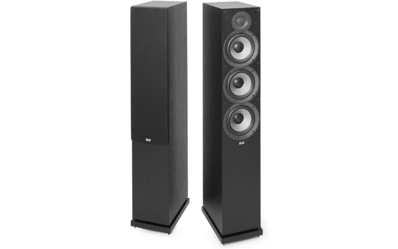 ELAC Debut 2.0 F6.2 Floorstanding Speaker Review