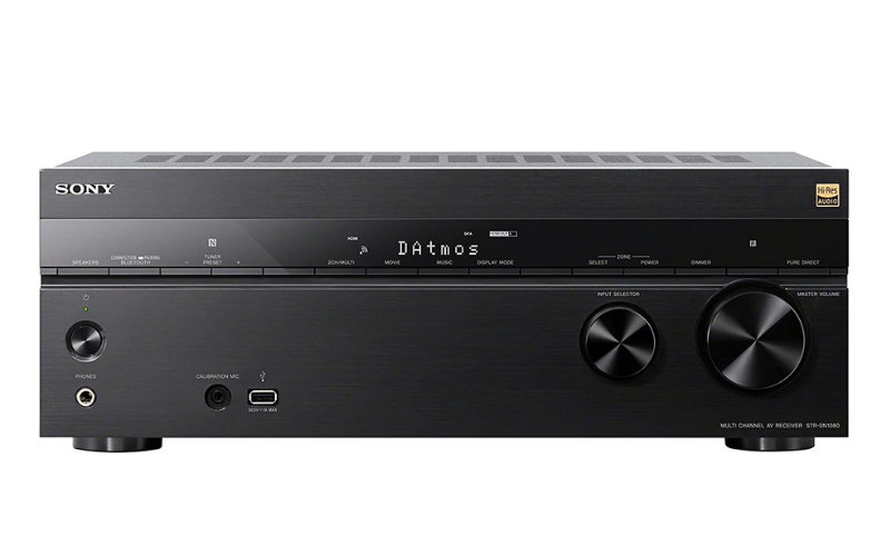 Sony STR-DN1080 7.2-Channel AV Receiver Review