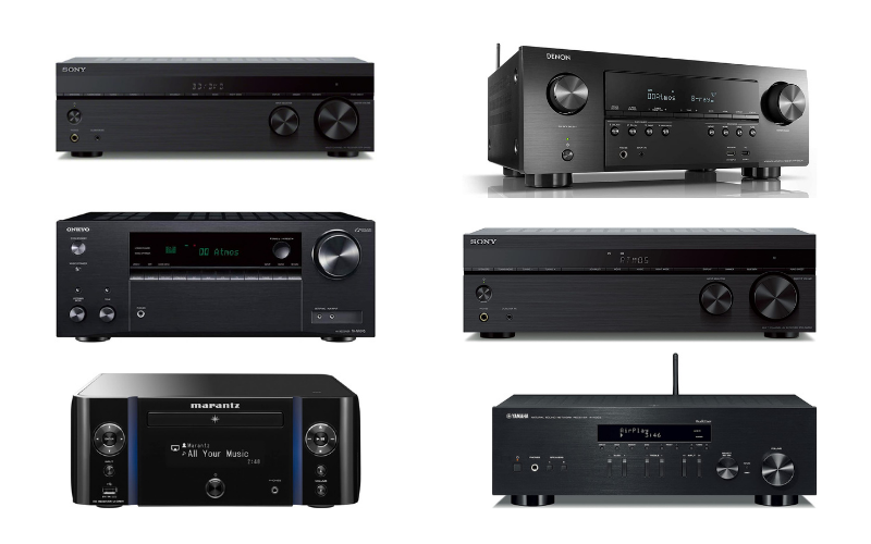 Top 6 Best AV Receivers Under $500 On The Market In 2021 Review
