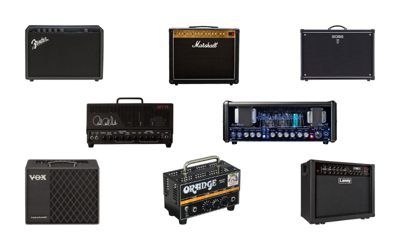Top 8 Best Amps For Metal On The Market In 2021 Reviews