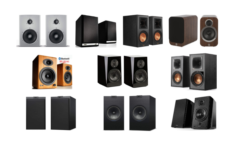Best Bookshelf Speakers Under $1000