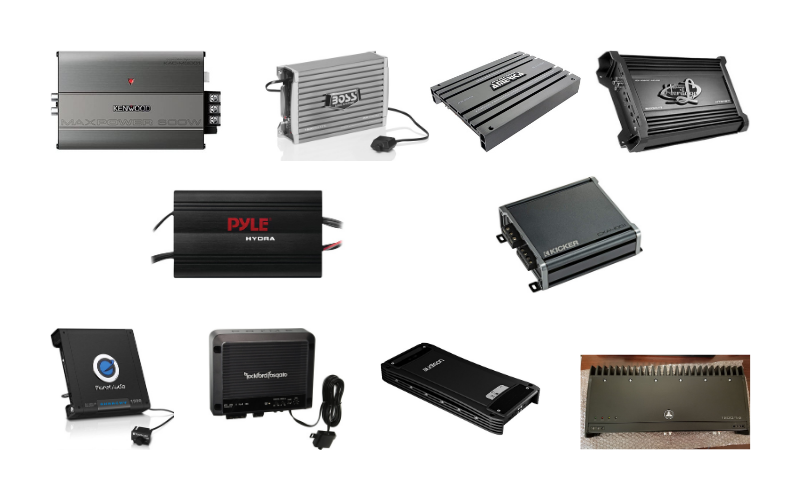 Top 10 Best Car Amplifiers On The Market In 2021 Review