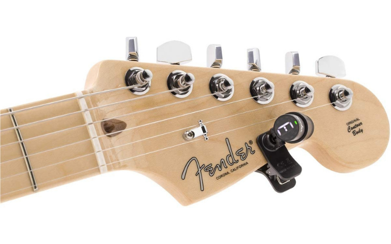Top Best Clip-On Guitar Tuners