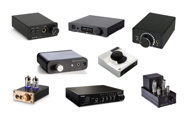 Best Desktop Headphone Amplifier