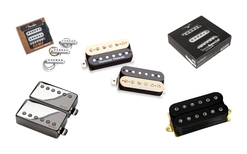 Top 5 Best Electric Guitar Pickups On The Market In 2021 Review