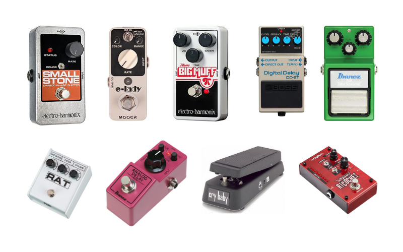 Top 9 Best Guitar Pedals for Beginners In 2021 Review & Buying Guide