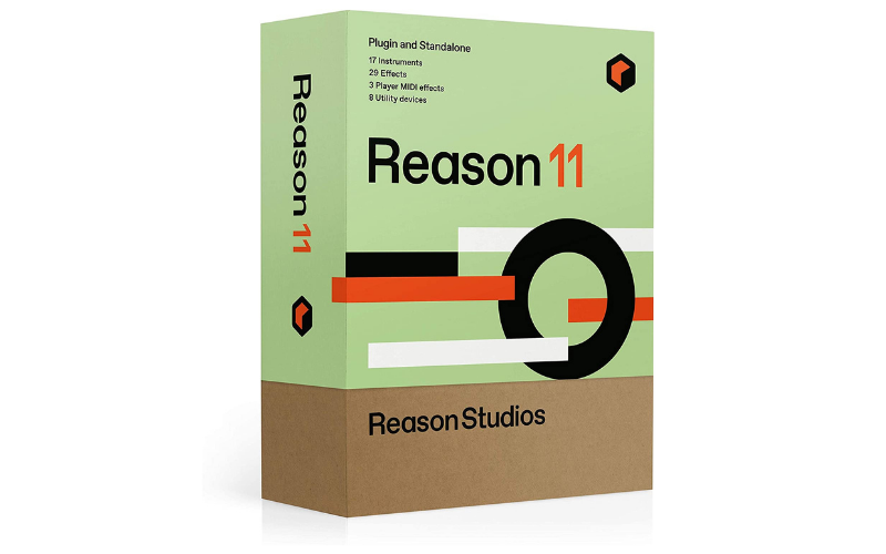 Reason Studios Reason 11 Review