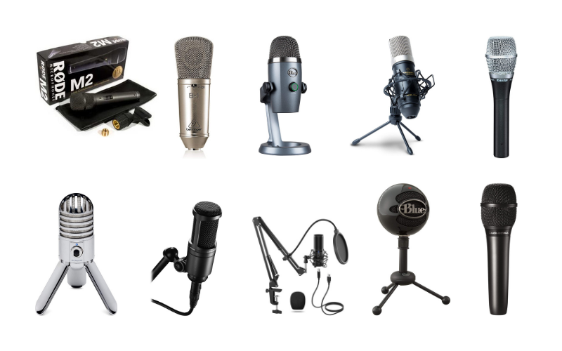 Top 10 Best Condenser Mics Under $200 To Consider In 2021 Review
