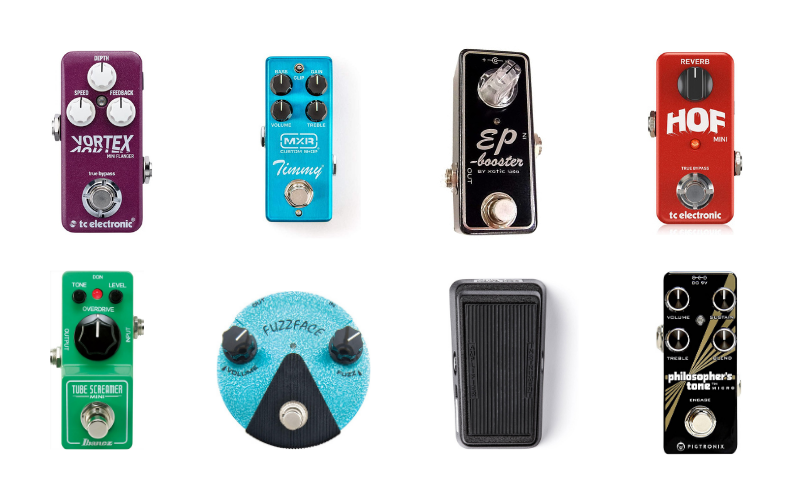 Top 8 Best Mini Guitar Pedals To Purchase In 2021 Reviews
