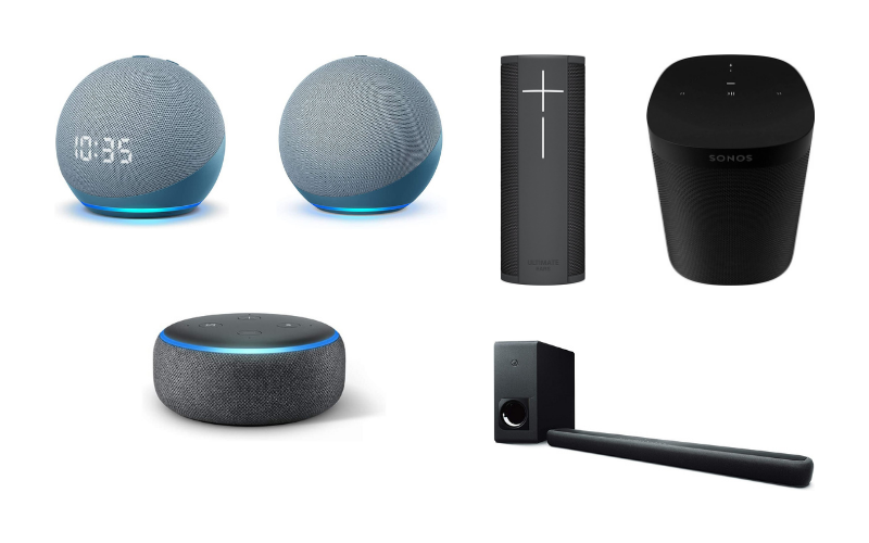 Top 6 Best Smart Speakers To Purchase In 2021 Review