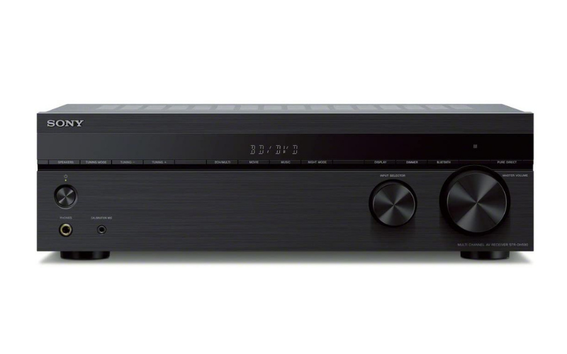 Sony STRDH590 5.2-ch Surround Sound Home Theater Receiver Review