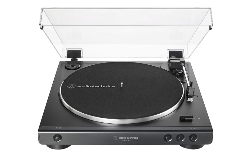 Audio-Technica AT-LP60XUSB-BK