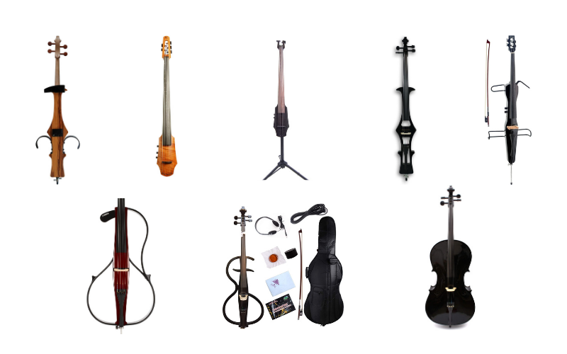 Top 8 Best Electric Cellos To Purchase In 2021 Reviews