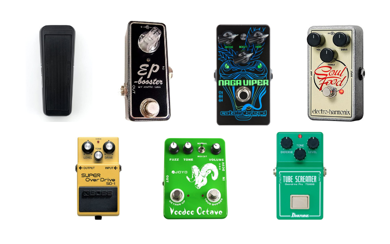 Top 7 Best Guitar Pedals For Blues To Consider In 2021 Review
