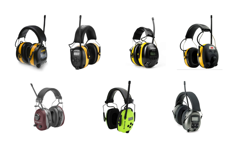 Top 7 Best Radio Headphones For Your Consideration In 2021 Review