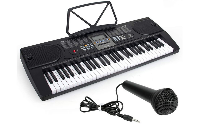 Kmise 61 Key Portable Electronic Keyboard Review