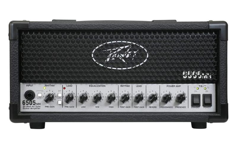 Peavey 6505 Mini Guitar Amplifier Head Review