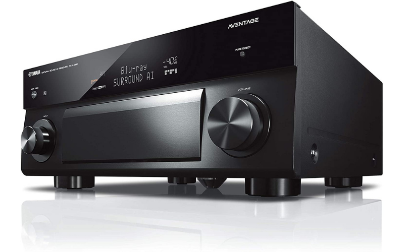 Best Yamaha AV Receivers – Top 8 Rated of 2021 Reviews